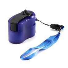 USB 5V Выход Быстрая Зарядка телефона Зарядное устройство телефон чрезвычайного Зарядное устройство для спорта на открытом воздухе рукоятки ...
