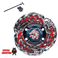 1 unids Beyblade Metal Fusion 4D establece L-DBAGO DESTRUIR F: S BB108 juguetes juego niños hijos de regalo de Navidad