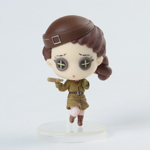 Image 4 - Spiel Identität V Figuren Spielzeug Mini Gärtner Arzt Air Force Jack Action figur Spielzeug Modell Puppe