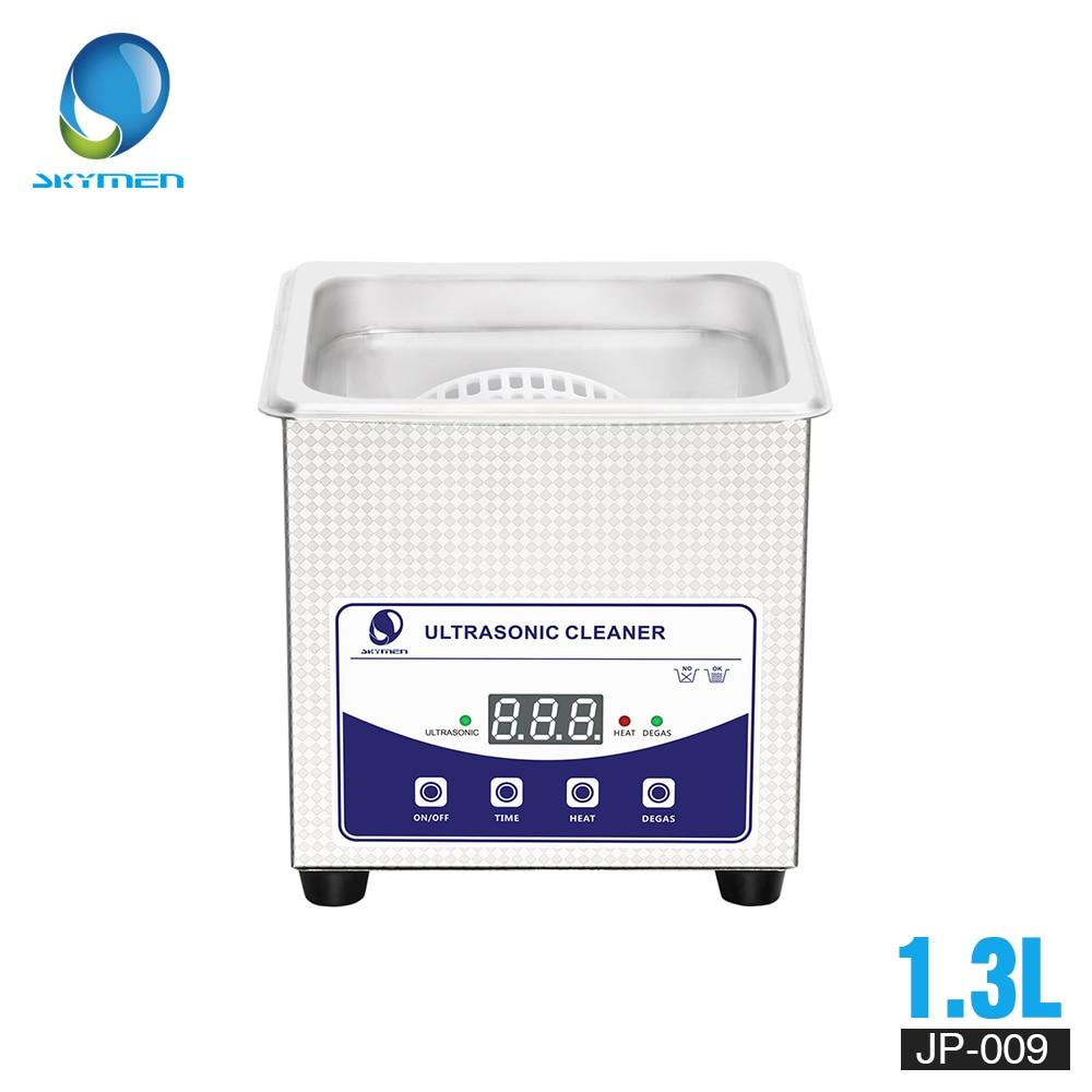 Skymen Digital Ultrasonic Cleaner Bath 1.3L 2L 60W-200W DEGAS