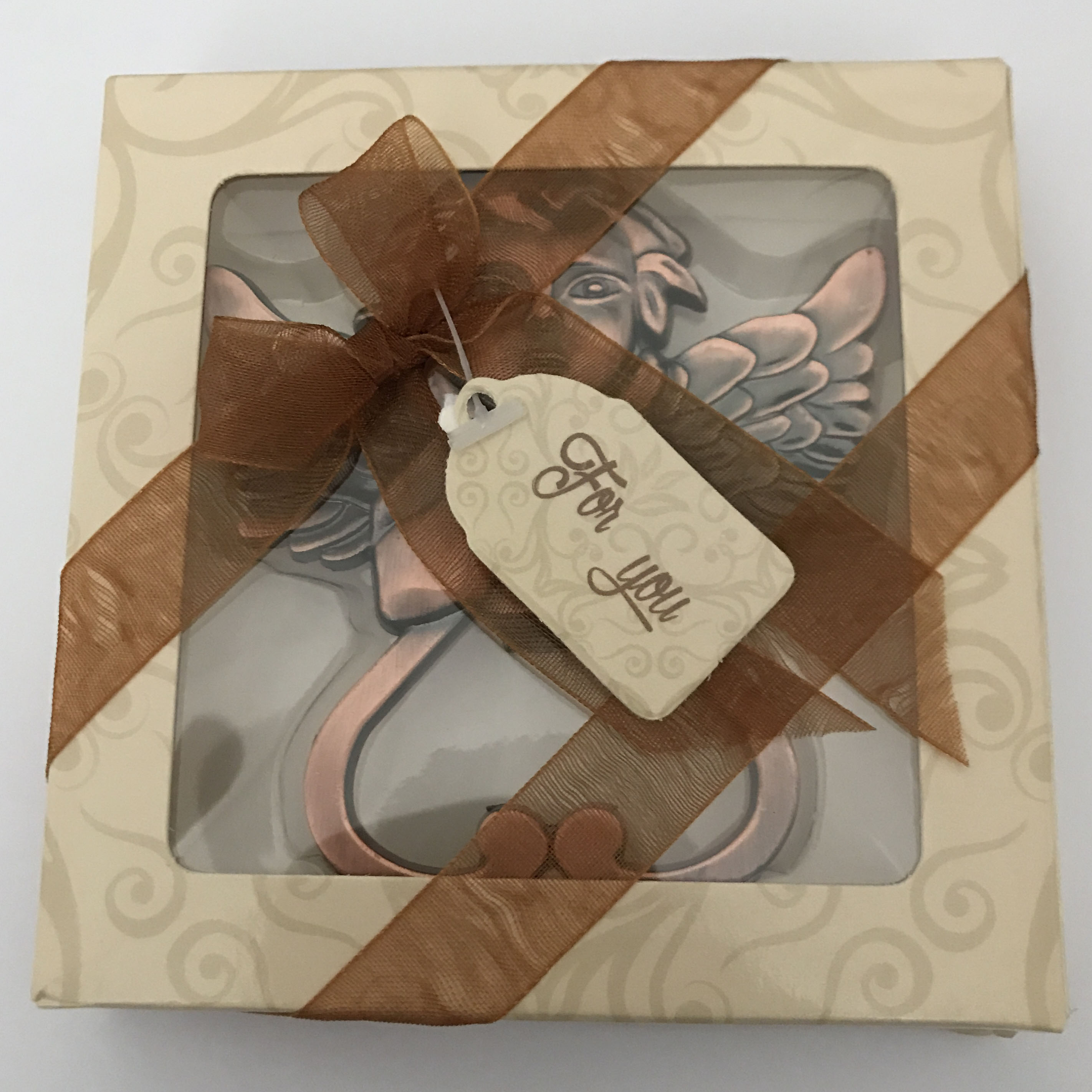 10pcs sets Little Angel Bottle Opener in Gift Box Wedding Favor Wedding Gift beer  Opener Wedding Accessories Free Shipping-in Party Favors from Home ... 317c923746b8