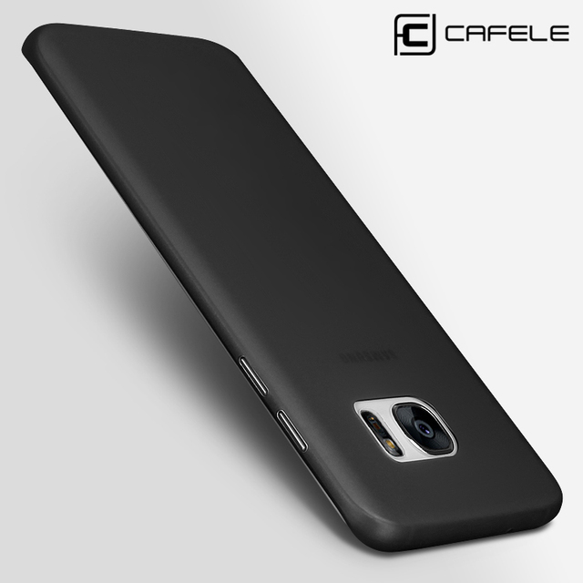 premium selection f0abd 35b02 US $4.99 |CAFELE Originele Transparante PP Case voor Samsung Galaxy S7/S6  Rand Ultra dunne Case voor Galaxy S6/S7 Edge/S6 Rand Plus Cover in CAFELE  ...