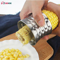 SHENHONG Кухонные гаджеты из нержавеющей стали  скребок для чистки кукурузы  прибор для чистки кукурузы
