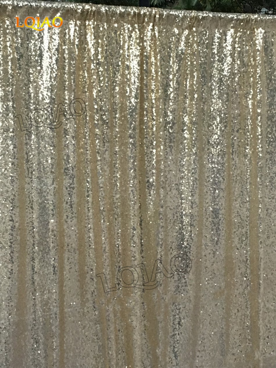 light gold sequin backdrop-009
