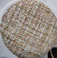 LOLIBOX Kadınlar Çanta Yuvarlak Şekilli Kadınlar Akşam Çantalar Diamonds Yüzük kolu Pembe Gün Manşonlar Bayanlar Zincir Omuz Çantaları