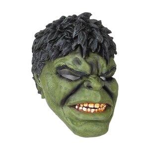 Image 5 - ขายผู้ใหญ่ชายกล้ามเนื้อ Hulk ฮาโลวีนเครื่องแต่งกาย Marvel Superhero แฟนตาซีแฟนซีชุดคอสเพลย์เสื้อผ้า
