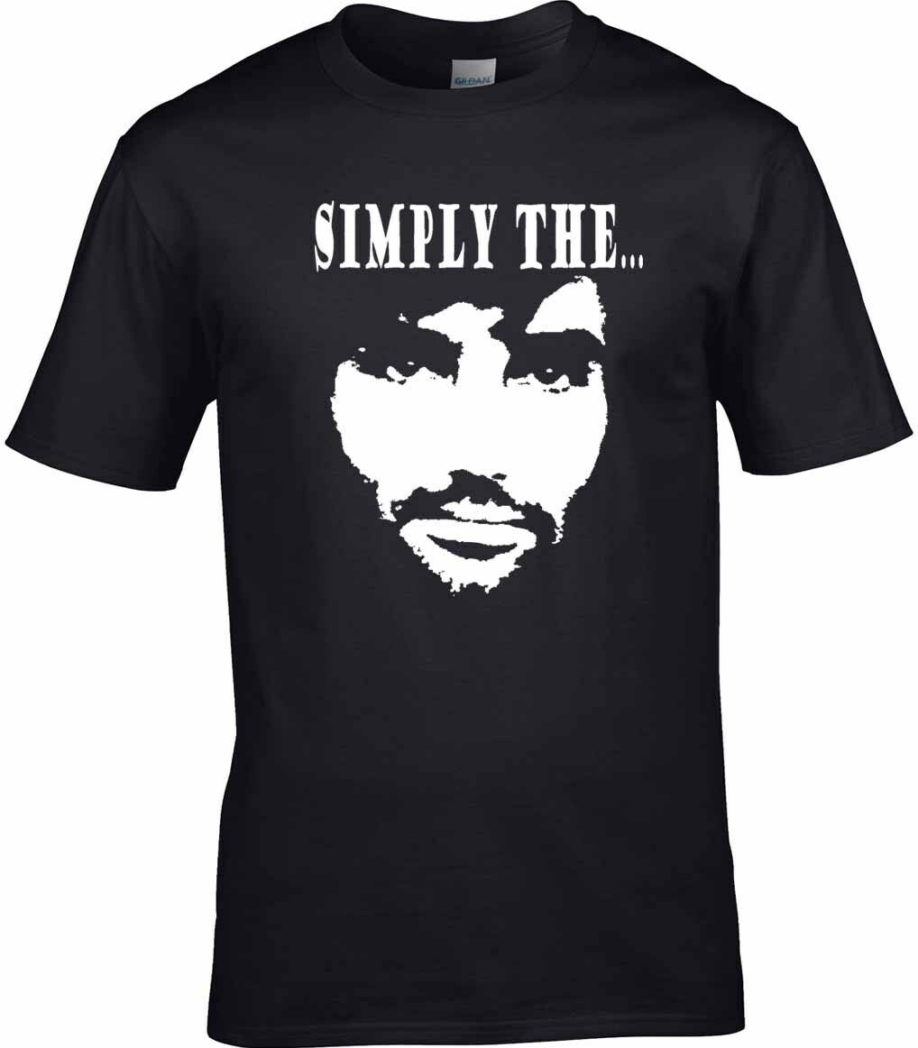 George Best Inspired Homage T-Shirt George Best image