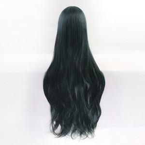 Image 5 - 100cm Korekiyo Shinguji Danganronpa V3: Killing Harmony Cosplay Wig Long Wavy Heat Resistant Synthetic Costume Party Wigs