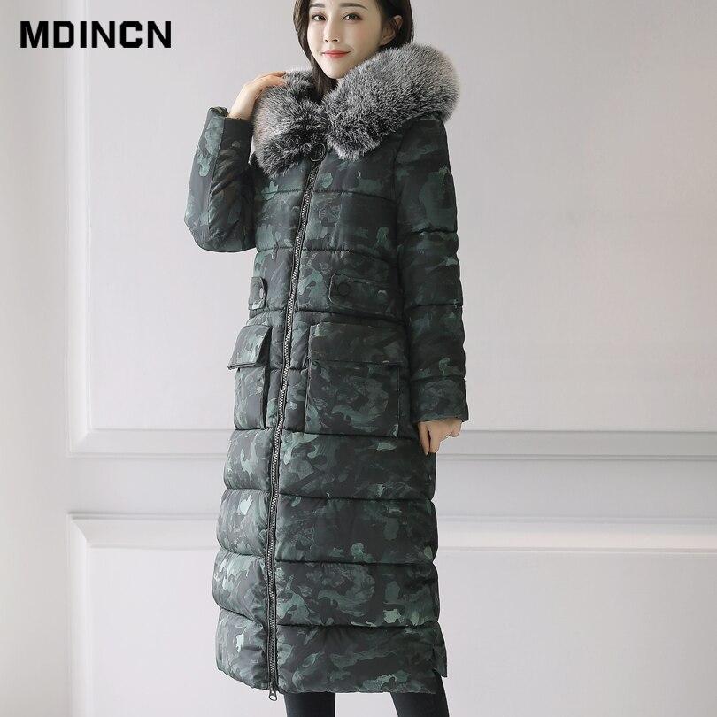 Veste d'hiver grande taille femme