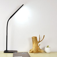 SUNLI HOUSE USB Power Book Reading Light Touch Table Light Eye Protection Desk Lamp Dimming Foldable