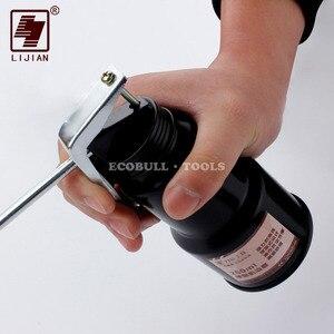 LIJIAN Airbrush Aerografo Oiler Pump Hose Grease Guns Machine For Lubricating Pot Grease Spray Paint Cans Repair High Pressure