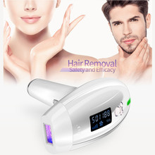 цена 500000 times IPL Laser Epilator Depilation Home use Depilaor a laser Women Hair Removal Body Armpit Underarm Leg в интернет-магазинах