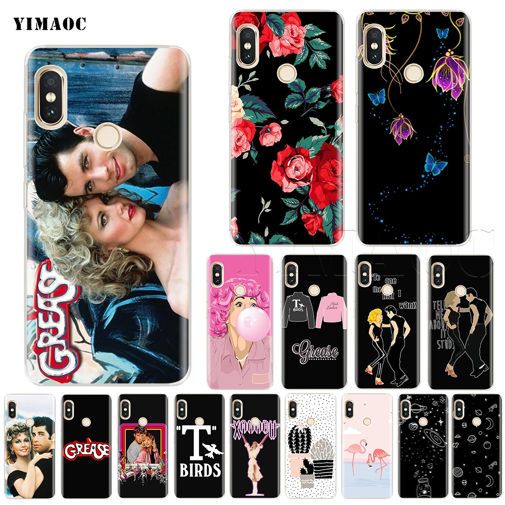 YIMAOC Grease Tell Me About it Stud Case for Xiaomi Redmi Mi