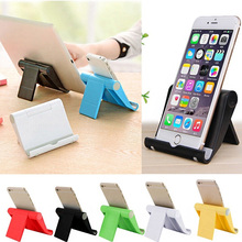 Mobile Phone Desk Stand For iPhone Samsung Tablet Colorful A