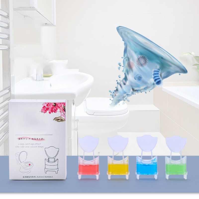 Wc kwitnienia nowa toaleta zapach fasoli dezodorant wc dezodorant łazienka toalety Cleaner łazienka akcesoria toaletowe