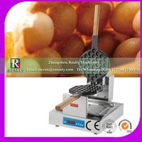 RL FY 6E Digital Egg waffle making machine HongKong waffle machine