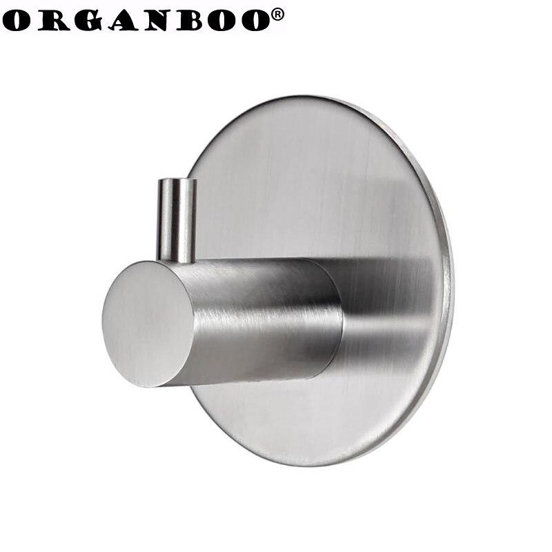 Organboo 1pc Bathroom Kitchen Bar Door 3m Sticky Free