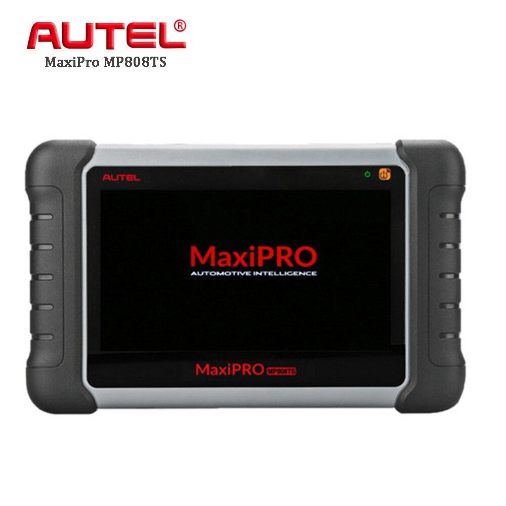 Autel MaxiPRO MP808TS automotriz herramienta de diagnóstico WIFI Bluetooth Car escáner herramientas con TPMS aceite/EPB/ BMS/SAS/DPF/IMMO
