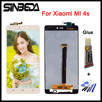 Sinbeda 5 0 For Xiaomi MI 4s Mi4s M4s LCD Display Touch Screen Digitizer Assembly Replacement