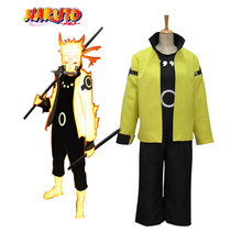 Anime Naruto Uzumaki Cosplay Costume Custom Made