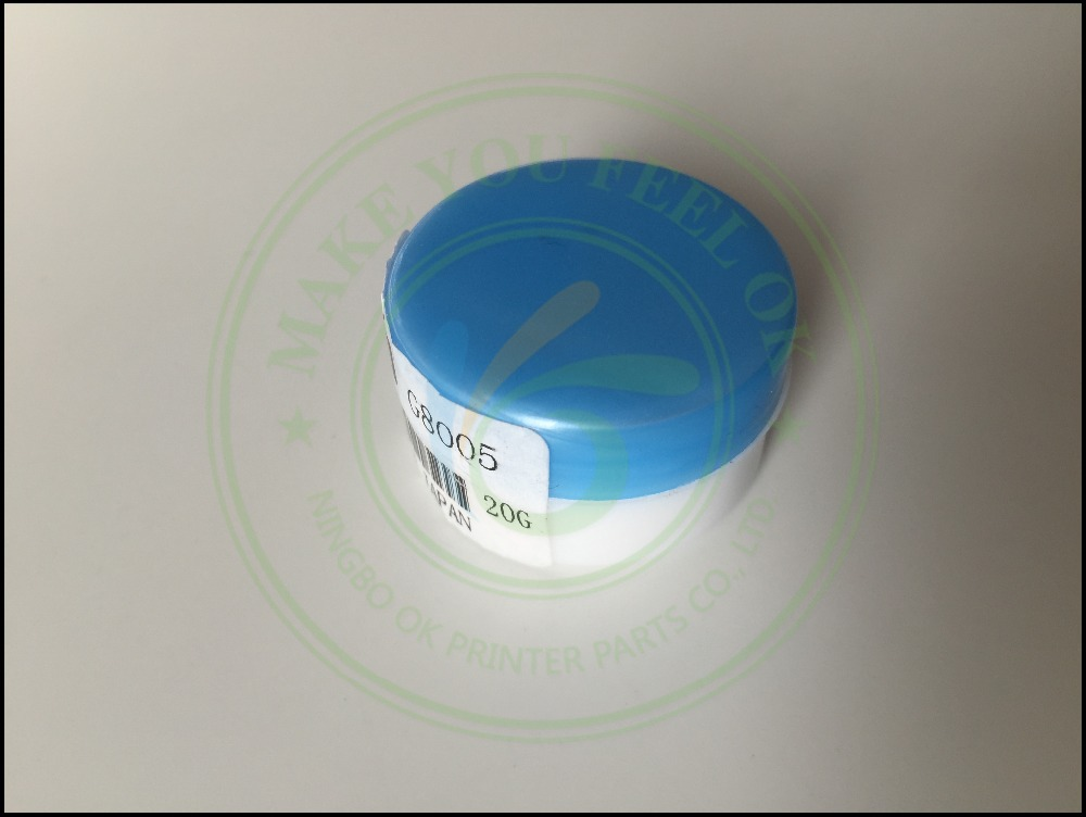 MOLYKOTE G8005 Fuser film Grease Oil Silicone Grease for HP 2727 4250 4300 4350 4345 P4015 P4515 P3015 4700 M600 M601 M602 M603 50g grease for molykote for hp 300 original grease used for fuser film 4250 5000 p3015 hl5445 6180 2200 p2035 p2055 m401