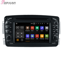Quad Core Android 5.1.1 Car Radio For E-W210/C-W203/A-W168/SLK-W170/CLK-C209 W209/CLK-C208 W208/M/ML-W163/G-W463/Viano ro vito
