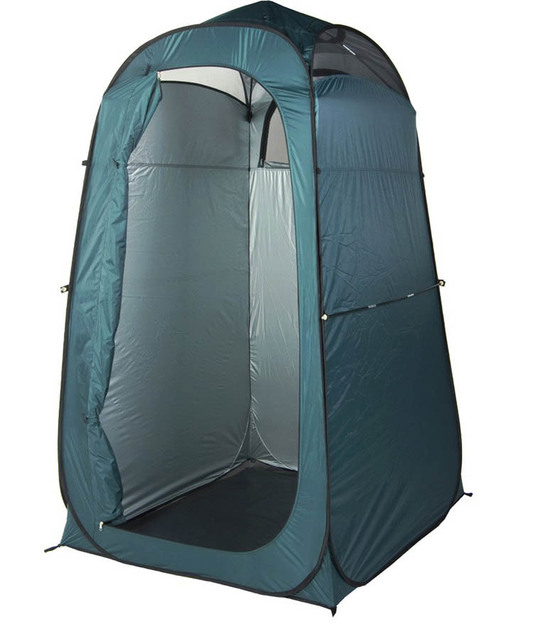 Portable Single Pop Up Shower Tent Change Room Toilet with UV ...