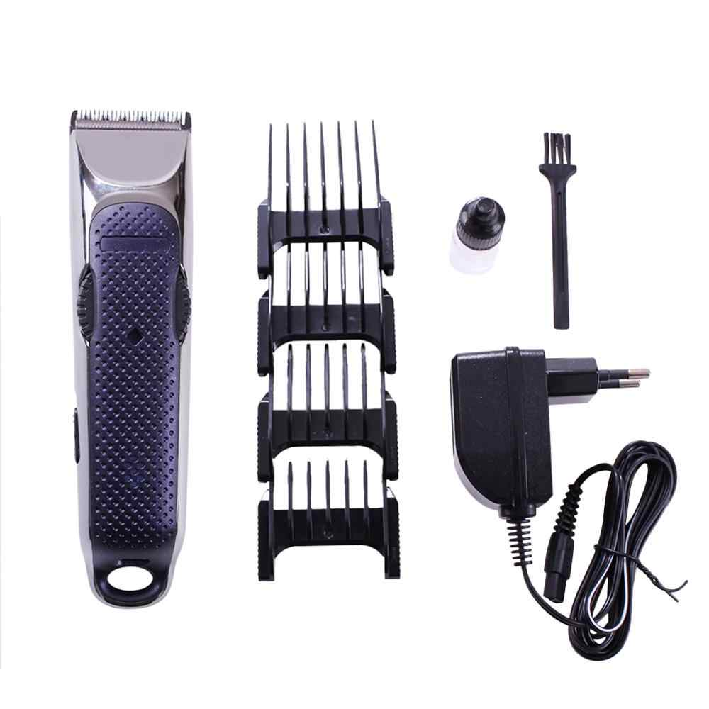 Surker 調整可能な強力な理髪バリカンプロのヘアトリマーひげトリマー男性用電気散髪機