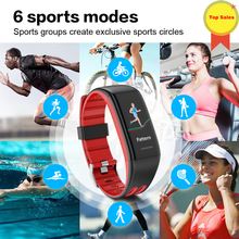 Sport smartband Bracelet Heart Rate Fitness Tracker Pedometer Watch Sleep professional IP68 Waterproof Bluetooth Smart wristBand s908 gps smart band fitness smart wristband heart rate ip68 waterproof bracelet tracker smartband watch