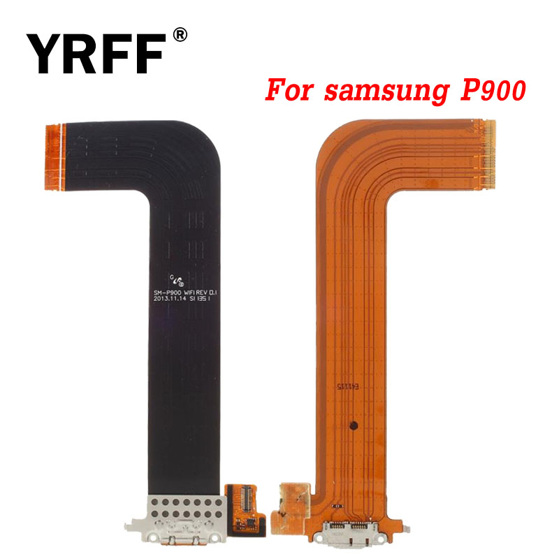 A+++ Quality Dock Connector Charger USB Charging Port Flex Cable For Samsung Galaxy Note Pro 12.2 P900 P901 P905 Replacement