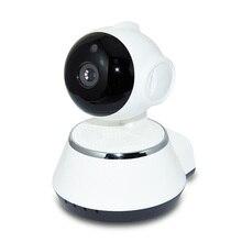 720 P Домашней Безопасности IP Камера Wi-Fi Камеры Наблюдения Ночного Видения Обнаружения Движения P2P Pan Tilt Зоопарк Ребенка Камеры монитор