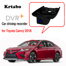 For Toyota Camry 2018 2019 2020 Car DVR Wifi Video Recorder Dash Cam Camera high quality Night vision full hd