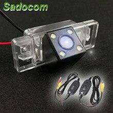 Автомобильная CCD камера заднего вида ночного видения Водонепроницаемая для Citroen C-Quatre C-Triomphe C5 C4 Nissan Qashqai X-trail peugeot 307
