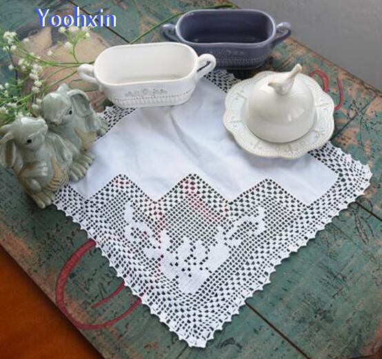 28 Cm Heißer Baumwolle Tischset Tasse Becher Tee Kaffee Coaster