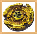 1 шт. BEYBLADE металла слияния 4D комплект BEYBLADE металлический сплав BB-99 золото ад аид KERBECS BD145DS + пусковая дети подарочные детские игрушки