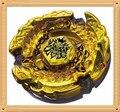 Fusão de METAL BEYBLADE 4D BEYBLADE METAL de fusão de ouro BB-99 inferno HADES KERBECS BD145DS + lançador crianças crianças brinquedos