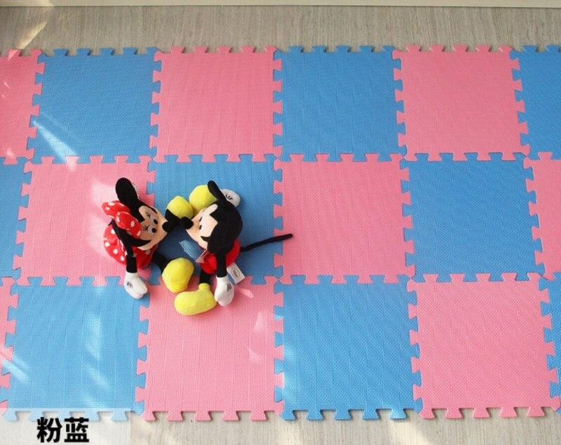Marjinaa bambino eva schiuma gioca puzzle mat o lot incastro