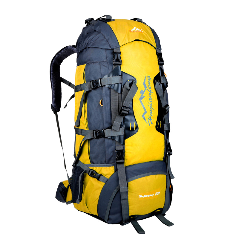 ФОТО 60L Internal Frame Backpack Travel Bag, solid quality, big size water-proof  backpack bag for trip