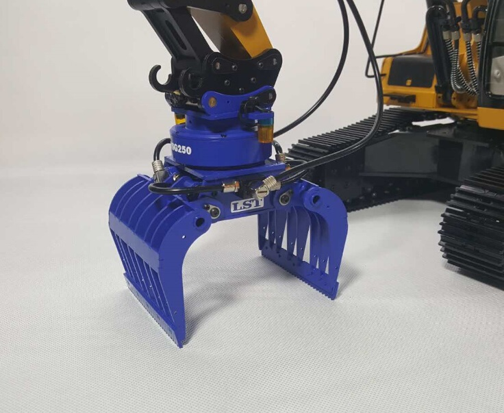 1/14 RC Metal Hydraulic Excavator 946 - 8