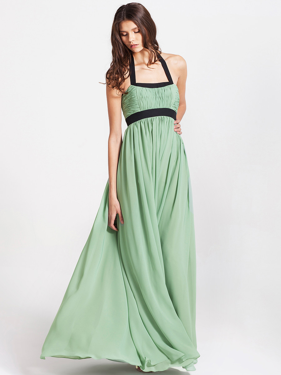 Popular Halter Top Bridesmaid Dresses-Buy Cheap Halter Top ...
