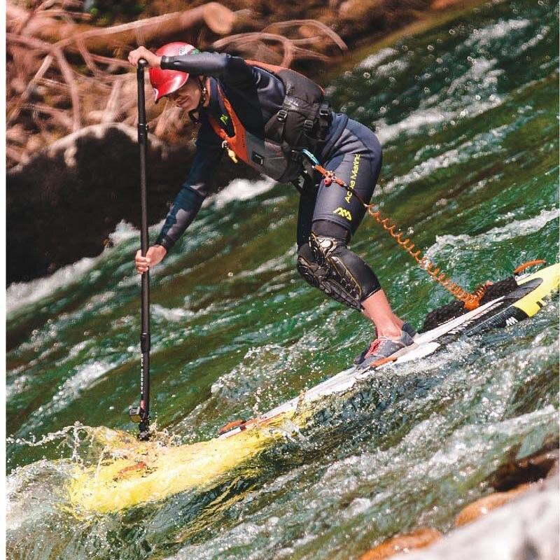 Planche de surf 289*84*15 cm AQUA MARINA planche de surf gonflable rapide stand up planche de surf kayak sport bateau gonflable vague rivière