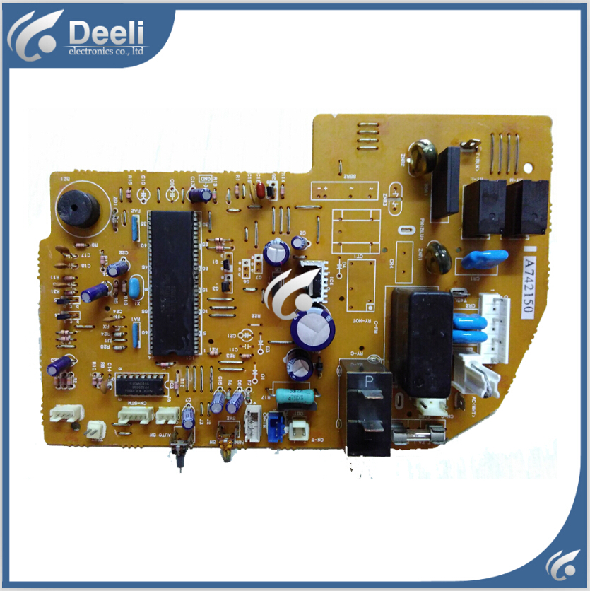 95% new Original for Panasonic air conditioning Computer board A741497 A741496 A742149 A742150 circuit board original for tcl air conditioning computer board used board