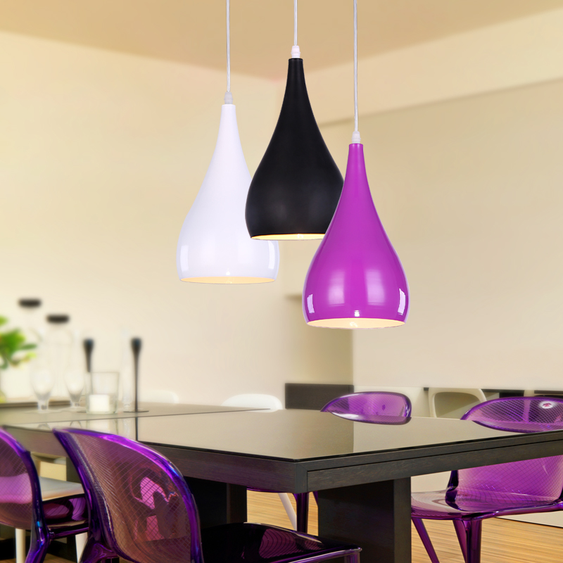 Modern simple creative personality Industrial Office pendant lamp dining room three single head lamp FG436 lo1020 nordic children s room pastoral simple birds pendant lights industrial restaurants creative personality single head pendant lamp