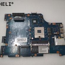 SHELI For DELL E5530 Motherboard LA-7902P 91C4N 091C4N CN-091C4N