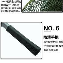 Vivid-worlD YUMOSHI Large size Fishing Net  Hand net & Fishing Landing Net Tackle Landing net Perfect fishing tool