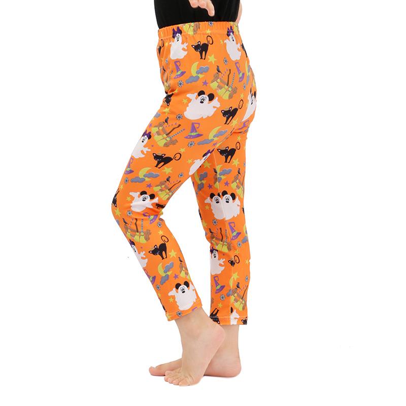 05030ccc7 2017 Kaiya Angel Newest Halloween Milk Silk Party Pants Baby pajamas ...