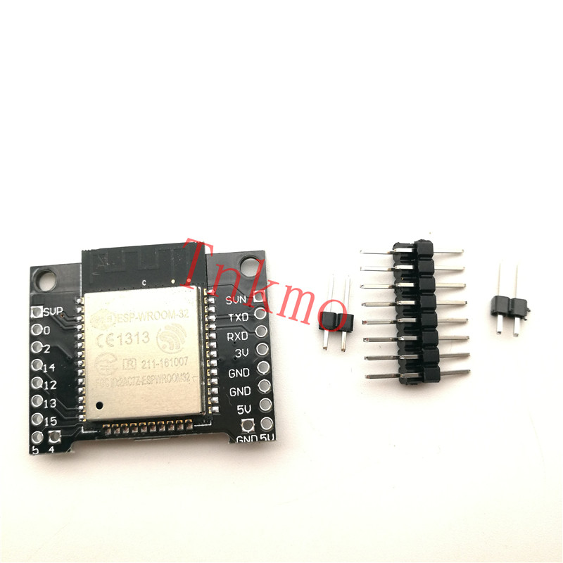 1PCS ESP32 wemos ESP-32 WiFi Modules+ Bluetooth Dual ESP-32 ESP-32S ESP8266
