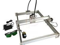 LY 10W laser 10000MW diy laser engraving machine 35*50cm