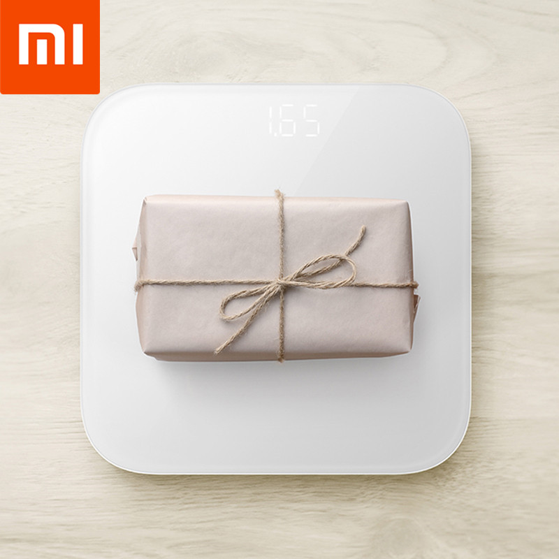 New XIAOMI Balance 2.0 Intelligent Digital Weight Scale Smart APP Control Weight Scale Fitness Yoga Tool Body Fat Monitors Home(China)