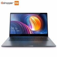 Оригинальный Xiaomi ноутбук Pro 15.6 8 ГБ 256 ГБ 15.6 «Windows 10 Notbook 2 г Дискретная 1920×1080 распознавания отпечатков пальцев GDDR5